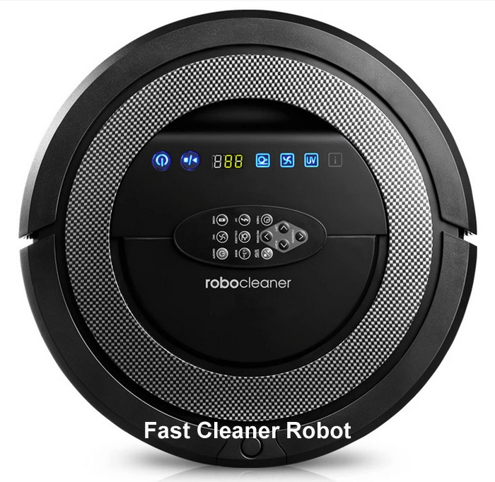 (Free To Australia) AU Standard Adaptor 2016 New Coming Robot Vacuum Cleaner with 2 Rolling brush by triangle allocation(China (Mainland))