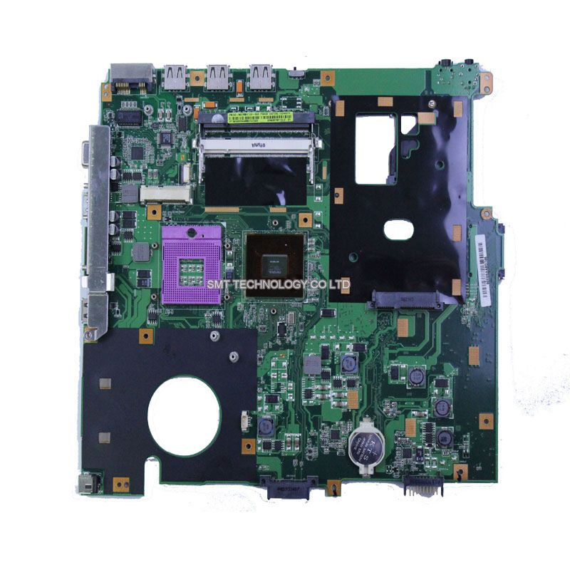 Laptop motherboard for ASUS F50GX X61G ddr2 WIth MCP79MX-B2 Chipset Socket PGA989 Good Quanlity(China (Mainland))