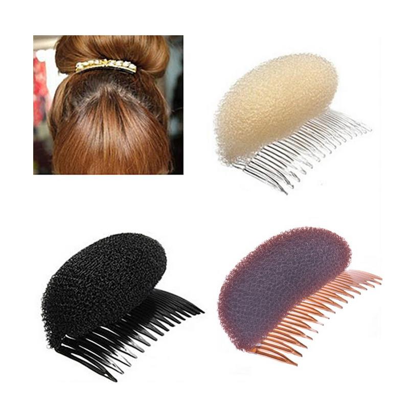 Hot Fashion Women Hair Clip Stick Bun Maker Braid Tool Hair Accessories Comb #DQlyt(China (Mainland))