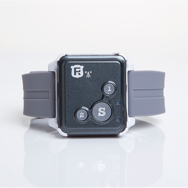 No box free shipping ,cheap mini gsm agps tracker RF-V18 with sos button from china gps tracker manufacturer(China (Mainland))