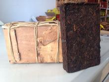 1973 year 1000g ripe yunnan pu er tea Over 40 years puerh tea cake Free Shipping