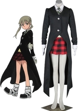 SOUL EATER MAKA COSPLAY COSTUME AMINE ANY SIZE