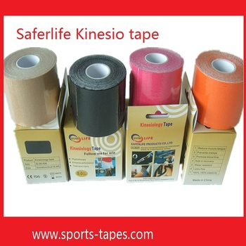 Sports Security & Protection Products elastic adhesive bandage kinesio tapping technic 5cm x 5m kinesiology tape