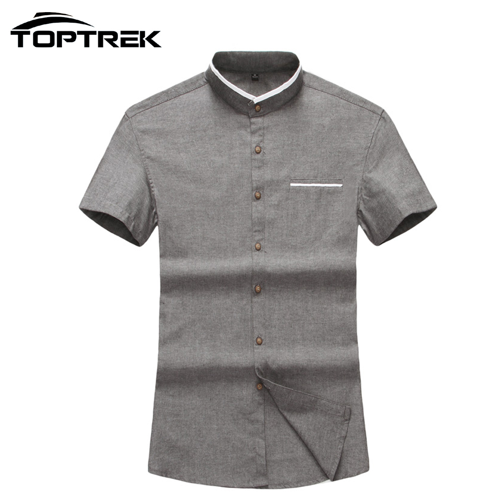 Buy toptrek clothing summer style casual for Where to buy casual dress shirts
