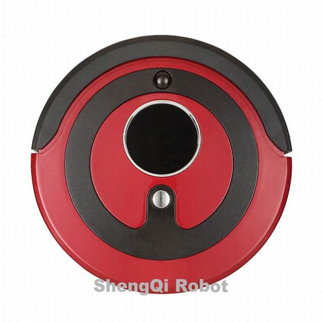 New product Q-A380(D6601), Lithium Ion Battery,Ultra Low Noise cleaning robot