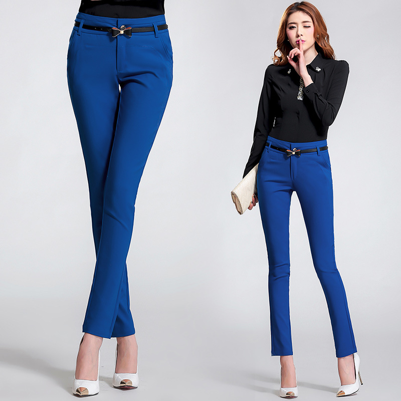 Perfect Pants Women Loose Large Size Casual Pants Long Trousers For Women