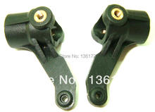 2pair Henglong 3851-1 1:10 rc Electric lightning car parts No.70R.L Steering knuckle / 2sets/lot - wellsold store