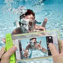 Waterproof Underwater Phone Case Bag Pouch Bluboo Xtouch X4 X6 X9 X500 X550 Asus ZenFone 2 Laser ZE500KL ZE500KG - C_C Mobilephone Accessories Store store
