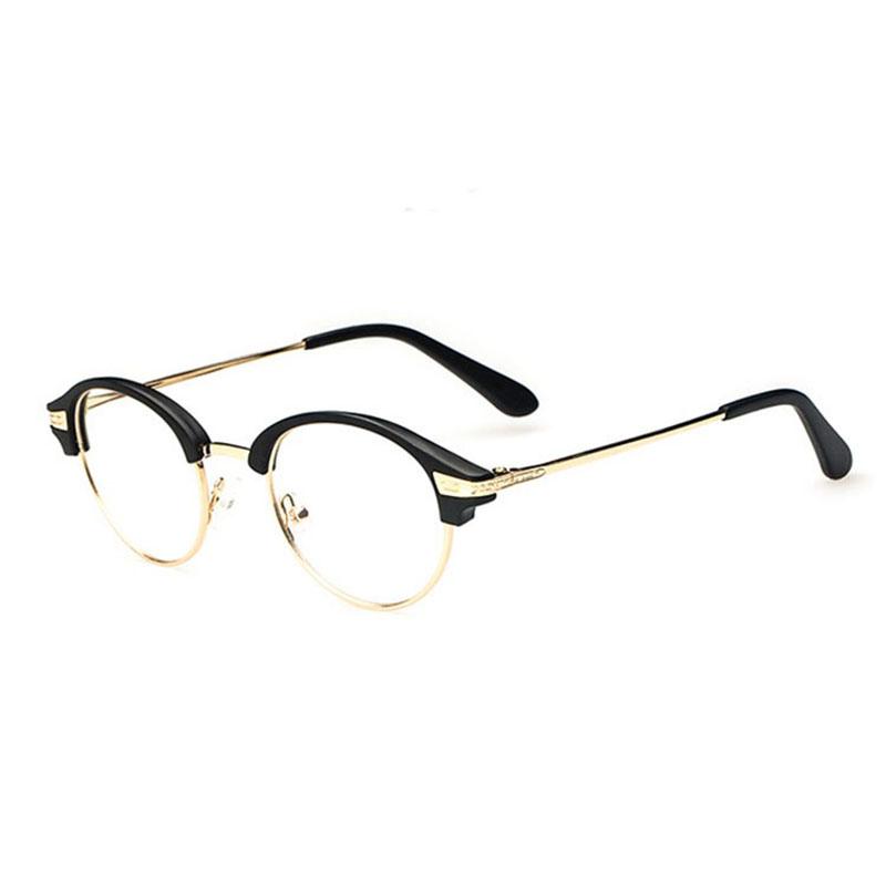 Eyeglass Frames For Reading : 2015 Fashion Women Men Optical Eyeglass Frames Myopia ...