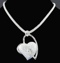 Стерлингового Серебра 925 Ожерелье Бесплатная Доставка Brand New One Пк RM13(China (Mainland))