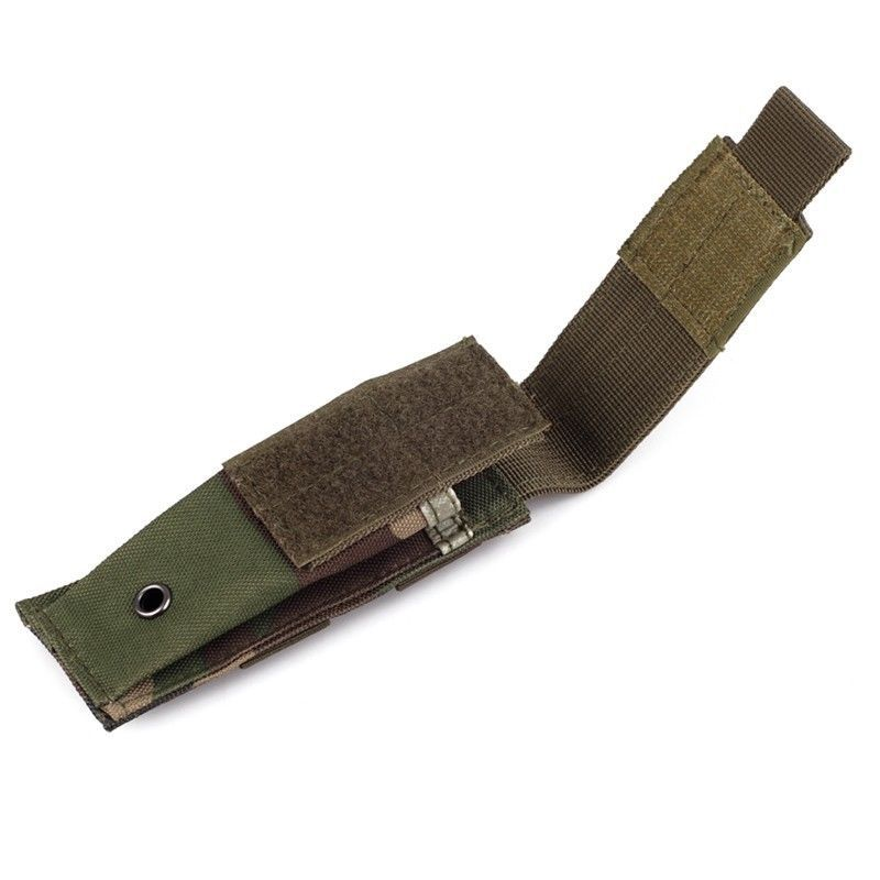 New Molle Tactical Clip Single Mag Magazine Pouch Bag For USUG 30 RD AK Pistol 5