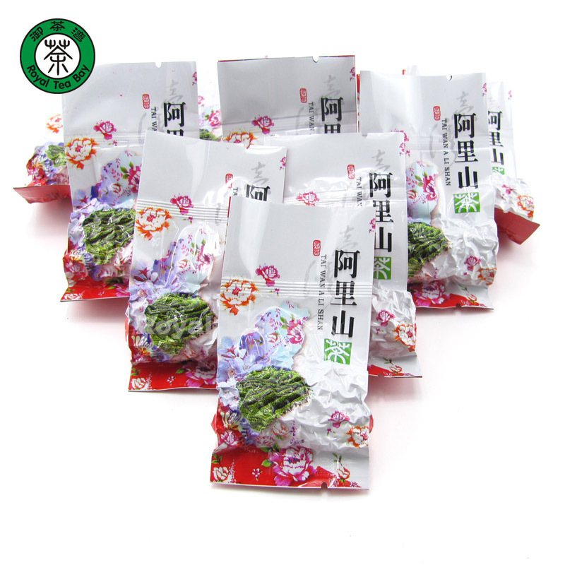 10 bags*10g/bag Taiwan Milk Oolong Tea Vacuum Gift Tea packing Milk Tea T195(China (Mainland))