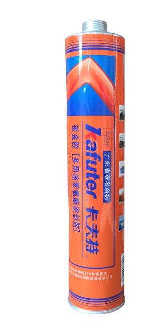 KAFUTER Polyurethant sealant/ polyurethane adhesive black color 310ml(China (Mainland))
