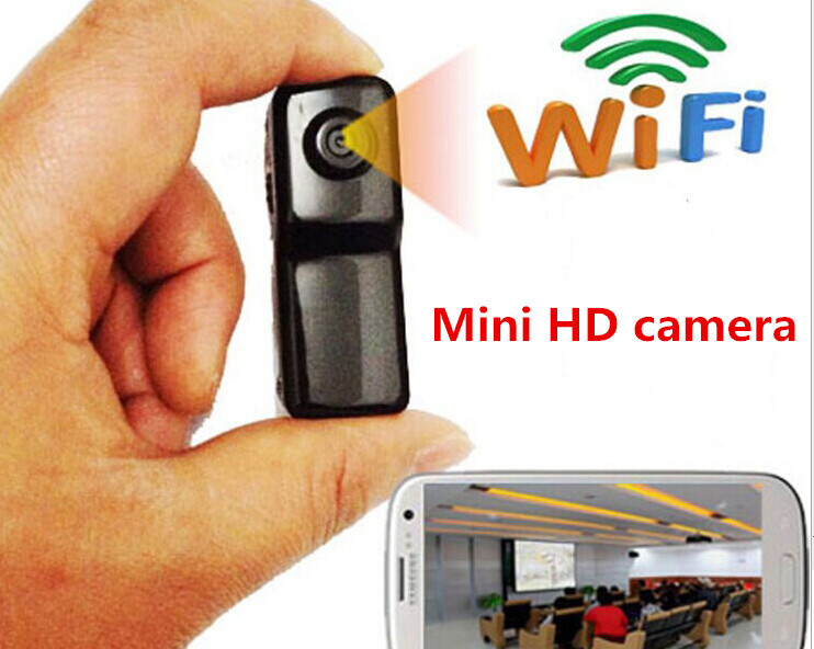 Mini camcorders cam Md81 WiFi camera mini dv dvr camera wifi camcorder Video Record wifi hd mini camera Wireless IP Camera(China (Mainland))