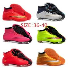 2017 new High Ankle original FoOTBaLls BoOTs FG AG Outdoor SoCCeRs Ace 16 Purecontrols shoes eur 36-40(China (Mainland))