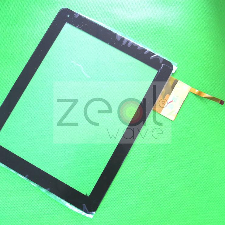 Black 9.7 Capacitive Digitizer Replacement For Flytouch H08S ONN M3 HKC S9 Pipo M1 300-L3456B A00_VER1.0  Touch Screen<br><br>Aliexpress