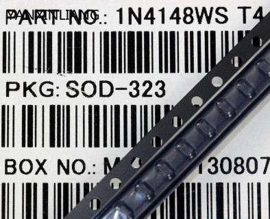 100PCS 1N4148 SMD IN4148 0805 SOD-323 Switching Diode(China (Mainland))