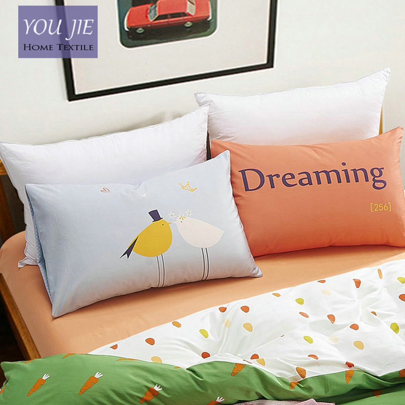 100 Cotton Personalized Pillow Cases Cute Couple Pillow Case Cover Funny Pillowcases-in Pillow ...
