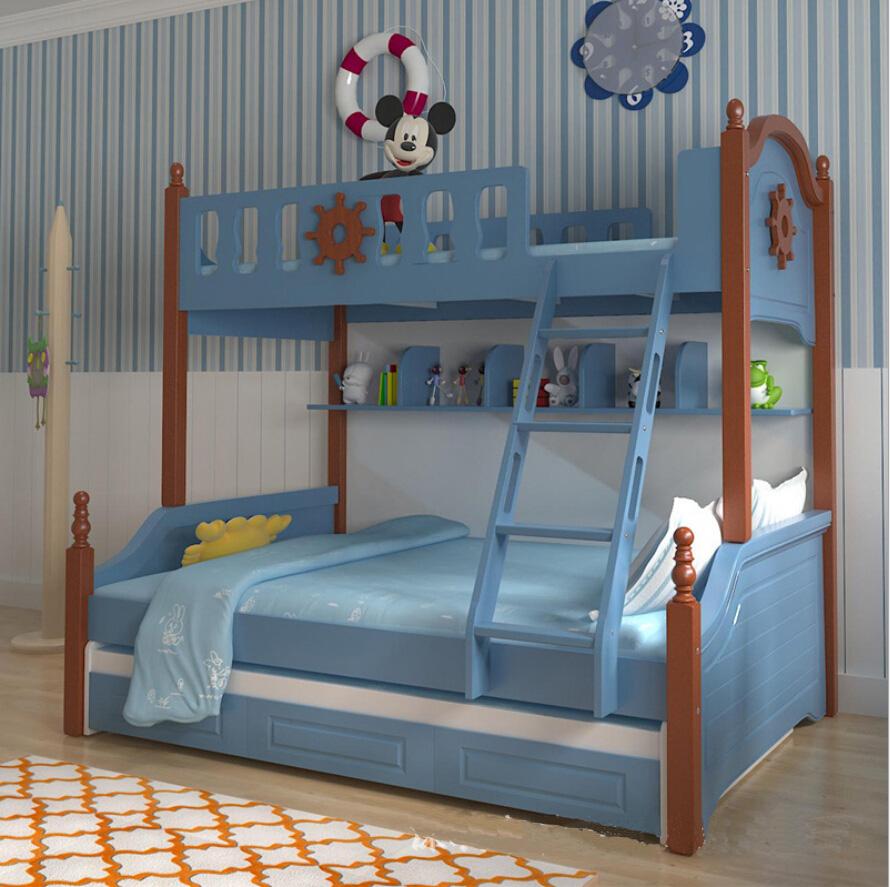 Acquista all 39 ingrosso online camera da letto mobili - Camera da letto bambino ...