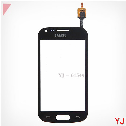 Replacement OEM S7580 Touch Screen for Samsung Galaxy Trend Plus S7580 Digitizer Touch Panel Glass With Flex Cable - Black White