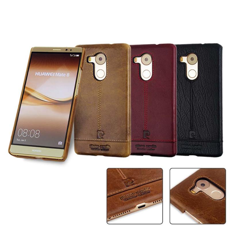Pierre cardin mate 8 case luxury genuine leather back - Pierre cardin fundas nordicas ...