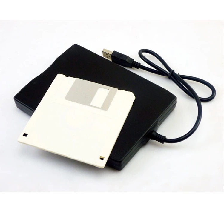 3.5 Inch USB External Floppy Diskette Driver For Laptops and Desktops.(China (Mainland))
