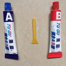 1 1 ab glue High Quality Epoxy Ab Glue Metal Transparent Multi Purpose Adhesive Acrylic Resins Bonds Most Metals Fix Crafts Tool(China (Mainland))