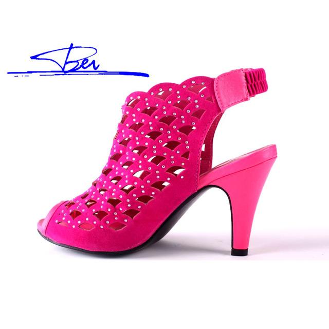 B16053 Обувь Женская Сексуальная 2016 Европейский Кожа PU является высокотехнологичным ...