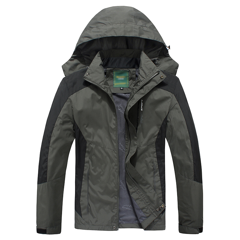 Spring autumn men Women Outdoor jacket Windproof Camping sports coat men tourism mountain jackets waterproof(China (Mainland))