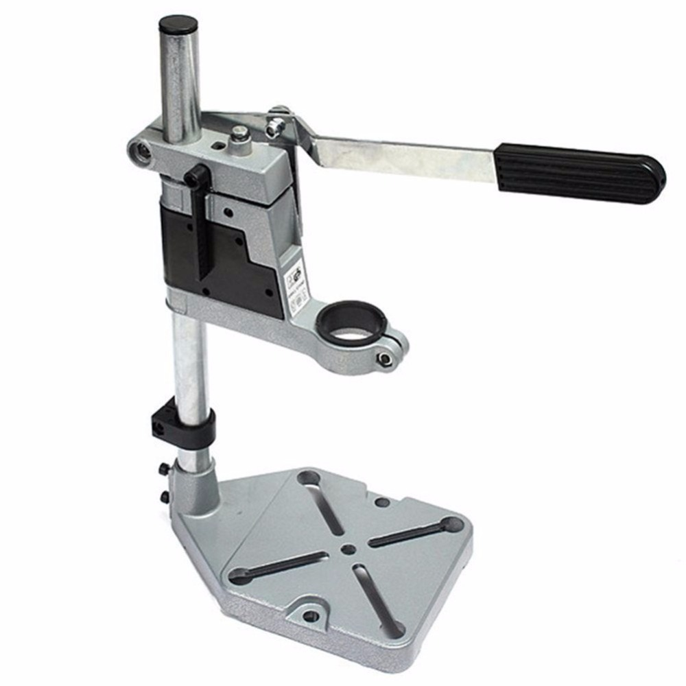 Floor Drill Press Stand Table for Drill Workbench Repair Tool Clamp for Drilling Collet,drill Press Table 35&43mm(China (Mainland))