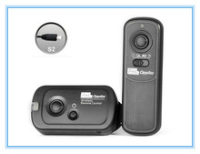 Píxel Oppilas RW-221 de S2 Canal 16 de control remoto Inalámbrico disparador para SONY A58, NEX-3NL, A7/A7R, A3000, A6000, HX300, RX100II