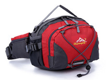 Famous Brand Best Quality Multifunction Outdoor Sport Waist Bag Waterproof Mountaineering Bag 150PCS lot
