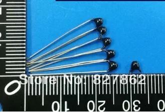 Free Shipping 100pcs 5k OHM Thermistor Resistor NTC MF52