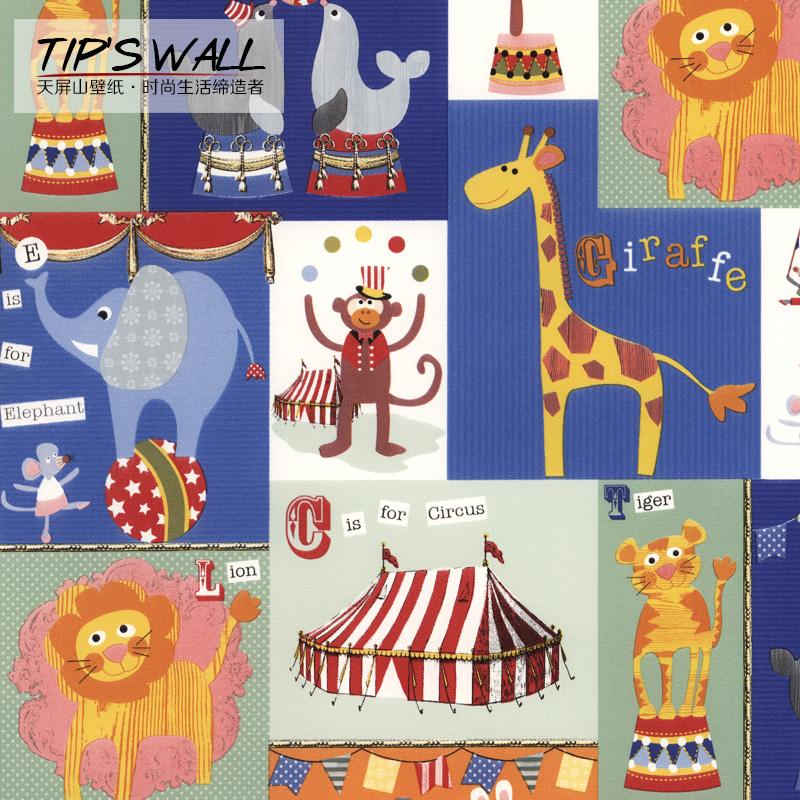 boys wallpaper the circus - photo #29