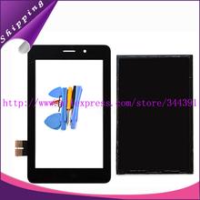 Tested For ASUS FonePad ME371MG ME371Touch Screen Panel Digitizer Glass+LCD Display Screen Monitor+free shipping +tracking