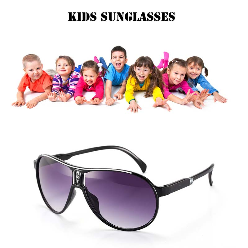 2016 JON DRINS New arrival Kids Sunglasses Boys &Girls Glasses frames Super Light Brand Sun glasses