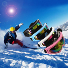 2015 Outdoor Windproof Glasses Ski Goggles Dustproof Snow Glasses Men Motocross Riot Control Goggles Downhill Free shipping(China (Mainland))
