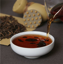 Ancient Tea Tree Yunnan Shu Puer Tea 2006 Aged Chinese Ripe Pu Er Loose Tea Old