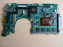 For Asus S200E Intel i3 RAM 4GB Motherboard 60-NFQMB1800-(B08)  100%Tested+Free Shipping(China (Mainland))