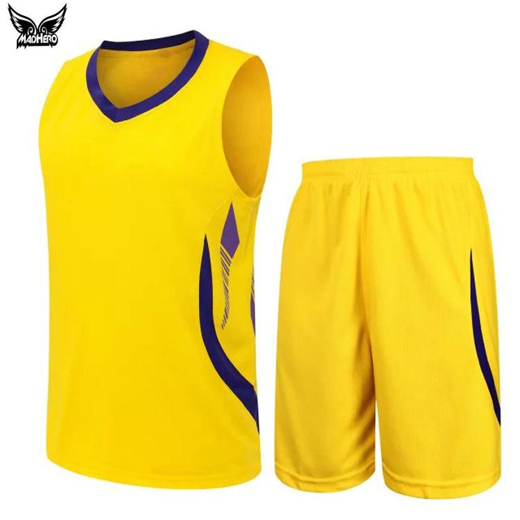 2016 New Jerseys Set Boy Personalized Custom Basketball Clothing Breathable Wicking Training Basketball Jerseys Sets Sport Suits(China (Mainland))