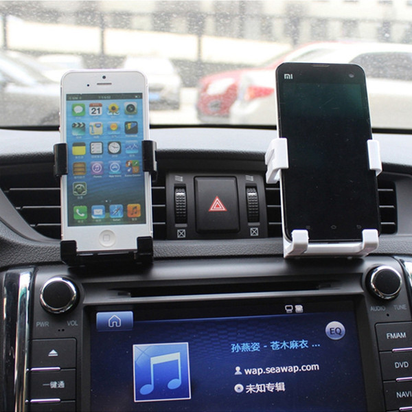 I6 Stand Holder For Iphone 6 Plus 5s Car Holder Kit Air Vent Mount GPS Accessories For Samsung Stand Support Mobile Phone Holder(China (Mainland))