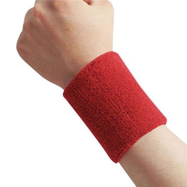 1PCS Unisex Cotton Wristband/Sweatband