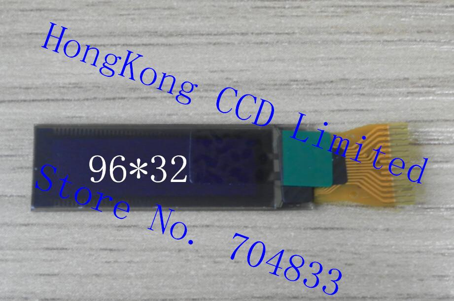 0.86 inch white OLED display 96*32(China (Mainland))
