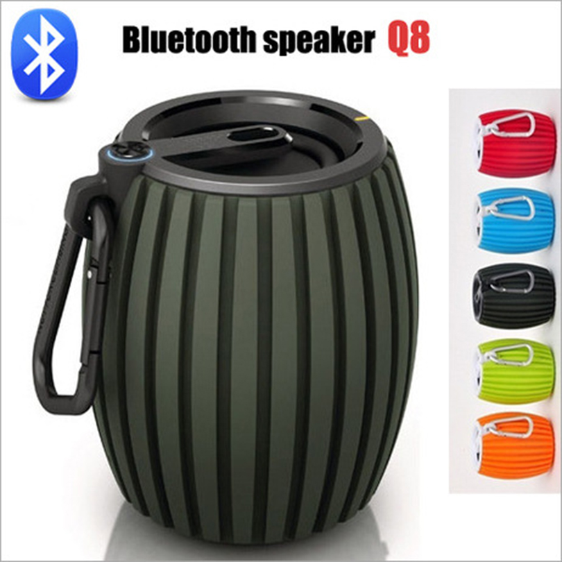New Caixa de som Bluetooth Speaker Wireless Music Speakers Audio Sound Subwoofer Support Hands-free TF Card for Mobile Phone/PC(China (Mainland))
