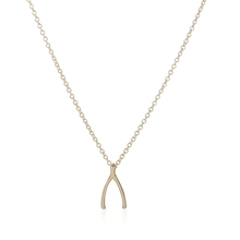 Buy 2016 New Fashion Long Chain Wishbone Lucky Pendant Necklace Women Cute Wishbone Simple Necklace Party Birthday Gifts XL125 for $1.41 in AliExpress store