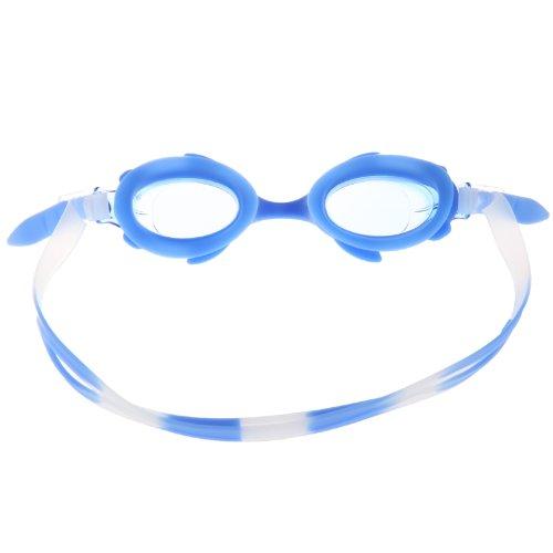 hot sale!Children Anti-fog Swimming Goggles PC Lens Silicone Swim Glasses Kids(China (Mainland))