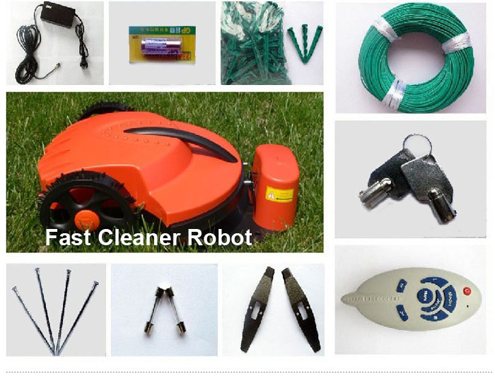 (Free shippingTo Europe)The Cheaper and High Quality Garden tools, Household mini robot lawn mower, smart grass cutting machine(China (Mainland))
