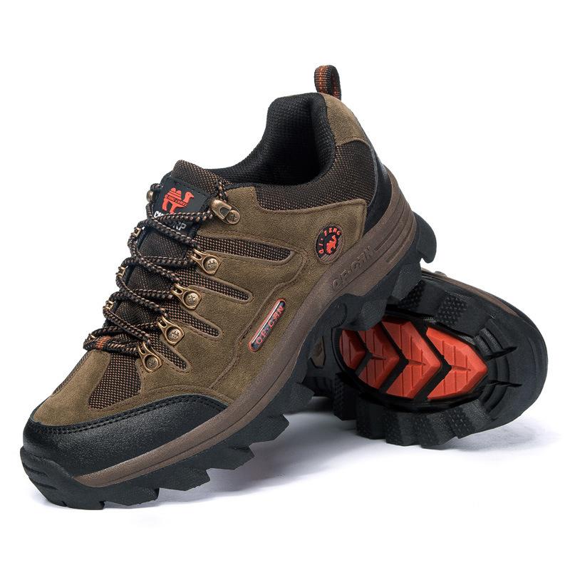 new design outdoor sport hiking climbing walking shoes