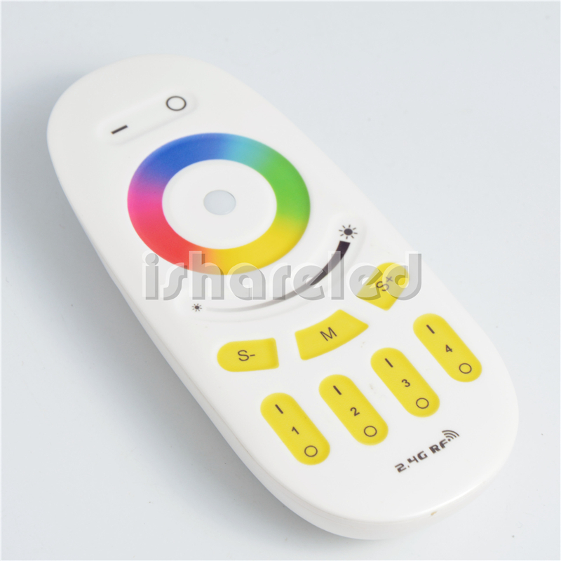 2.4G RGBW controller Mi light touch wireless RF remote control for LED Bulb Down Strip Lamp(China (Mainland))