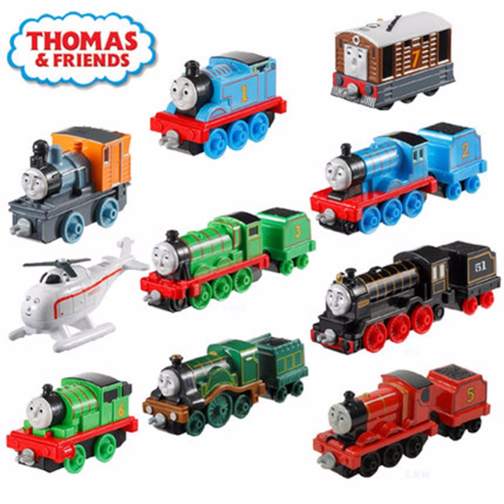 Diecast Metal Thomas and Friends train the BHR64-THOMAS engine trackmaster toys for children kids Lady/ Roise/ Percy/ Mike(China (Mainland))